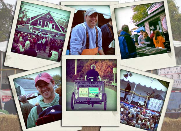Oysterfest Collage